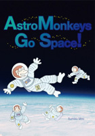 Astro Monkeys Go Space!(英語版)
