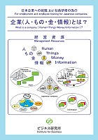 企業(人・もの・金・情報)とは? What is a company(Human・Things・Money・Information)?